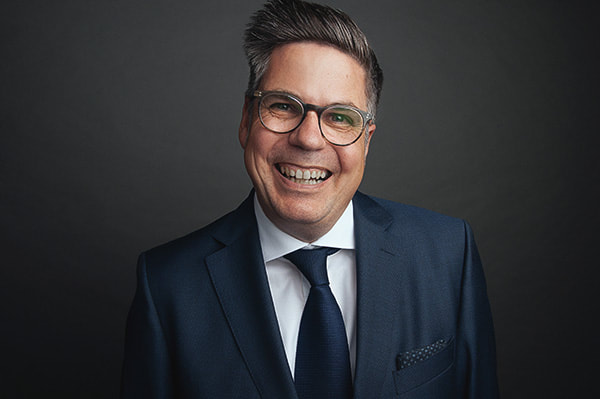 CEO Headshot - Businessportrait