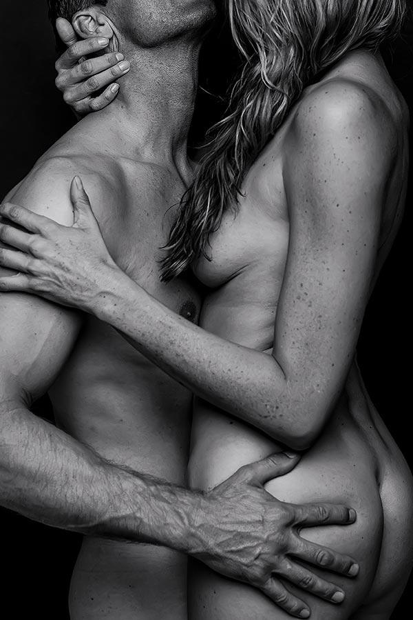 Aktfoto Paar