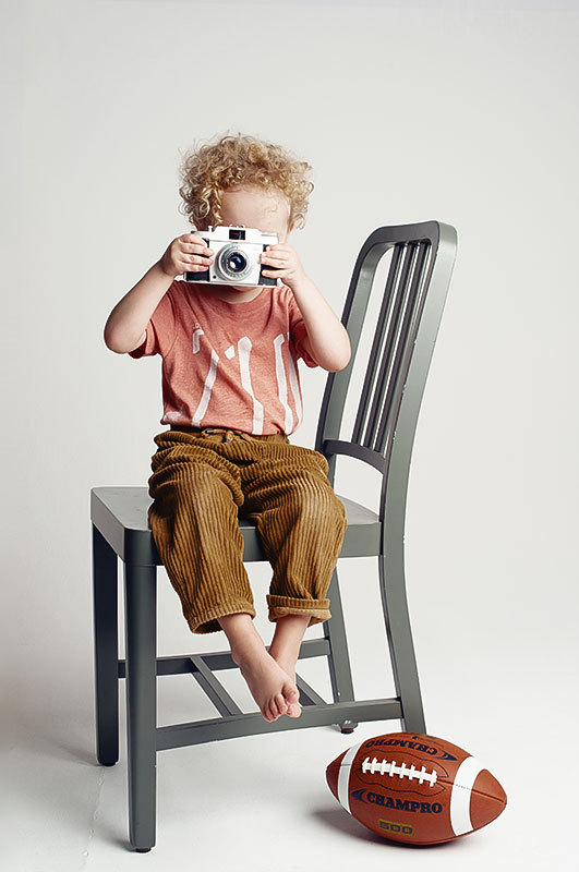 Familienfoto München - Kinder Fotoshooting