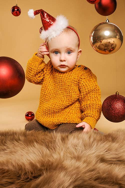 Kinderbild - Weihnachten